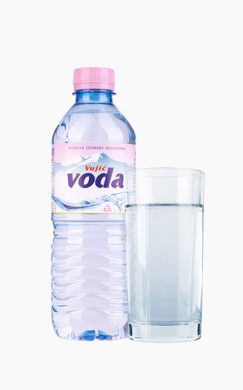 VUJIĆ VODA - Fabrika za flaširanje prirodne izvorske vode